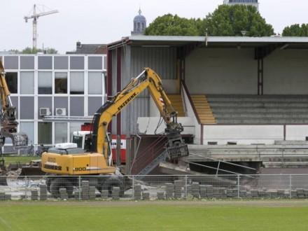Sloop stadion GA Eagles
